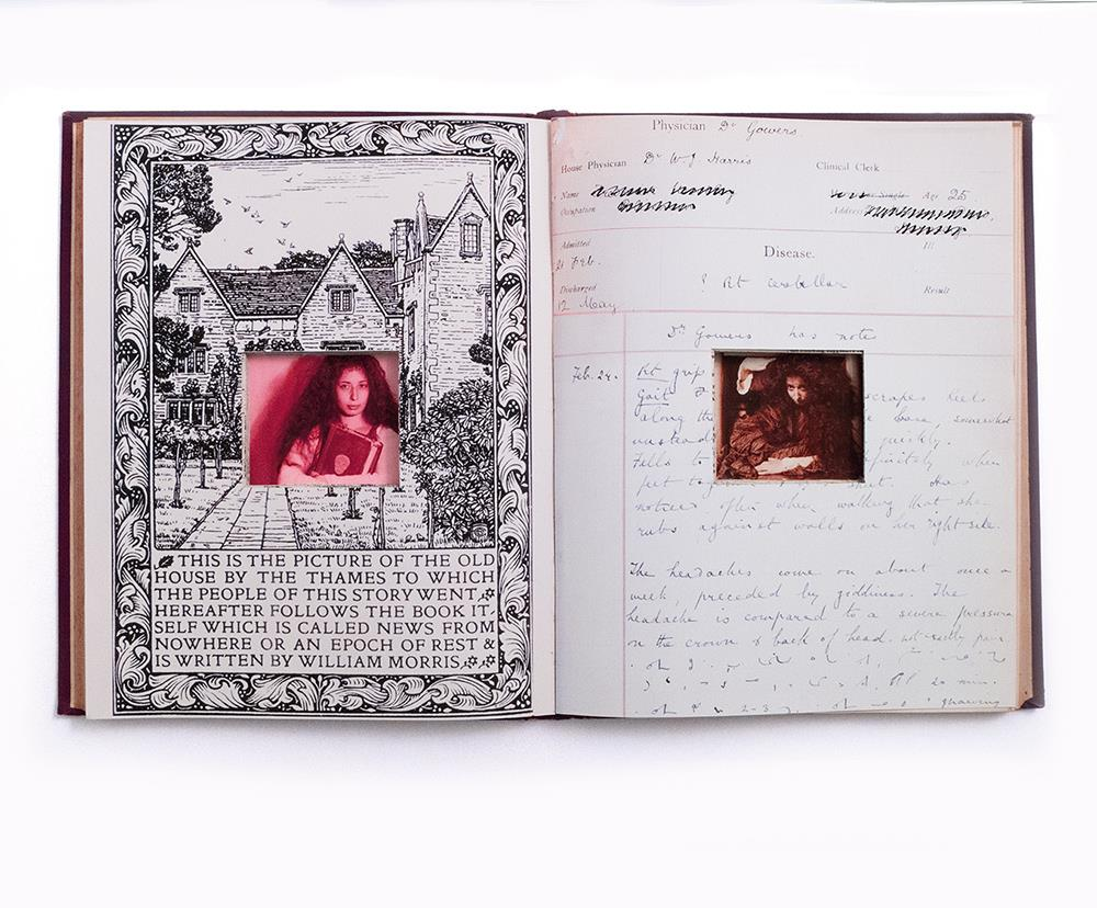 Case Notes<br>Altered Book by Andrew Thomas